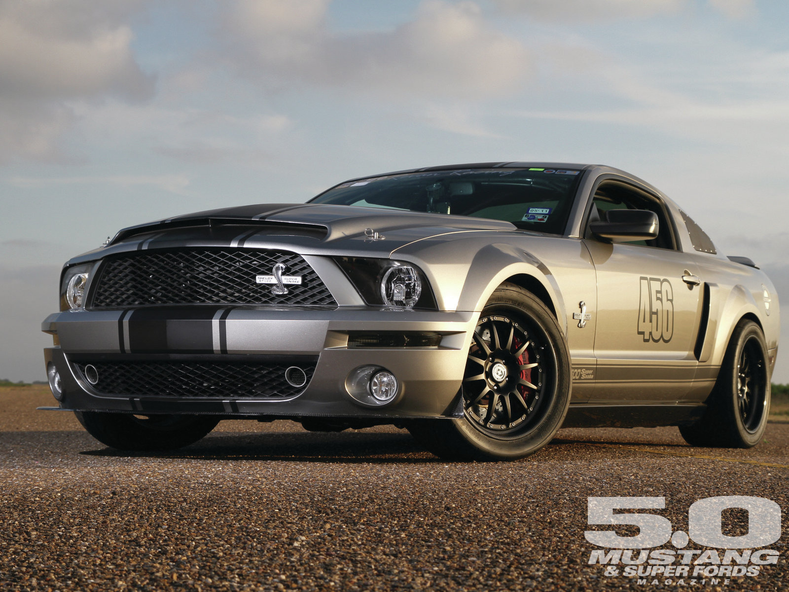2008 Ford Shelby Gt500 Information And Photos Momentcar