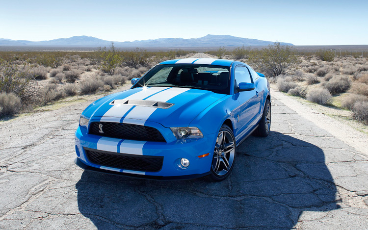 Ford Shelby GT500 2010 #2