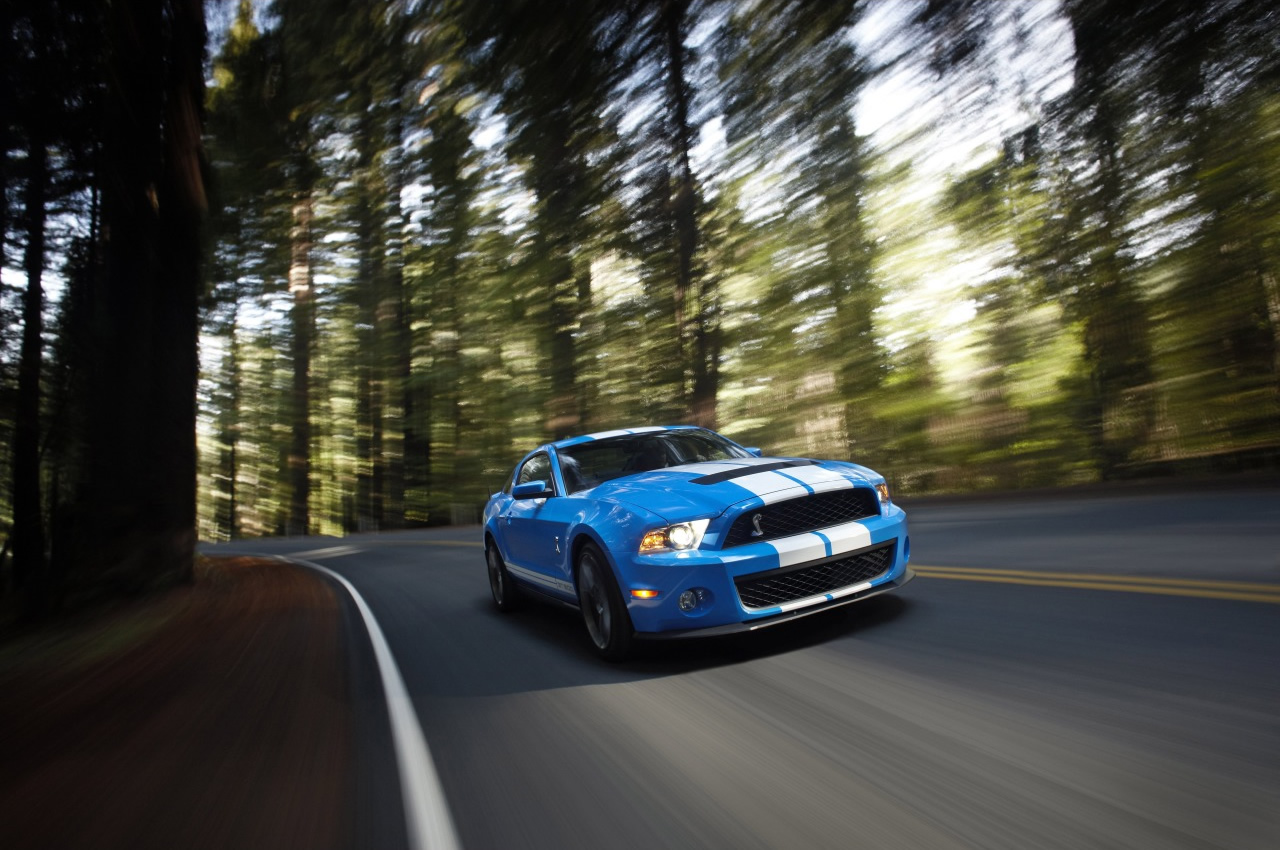 Ford Shelby GT500 2010 #7