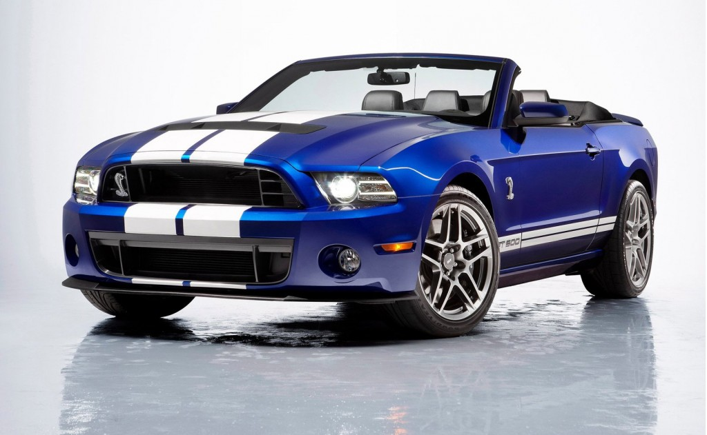 Ford Shelby GT500 2014 #10