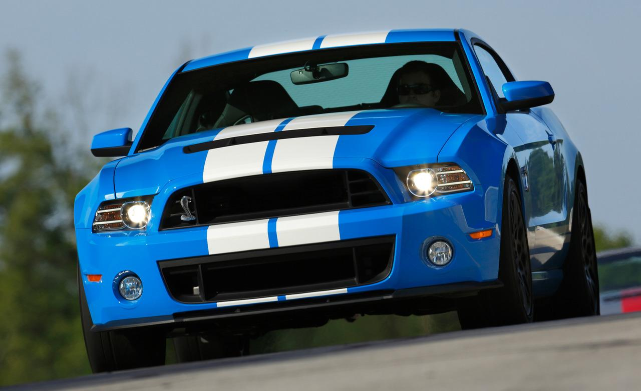 Ford Shelby GT500 2014 #11