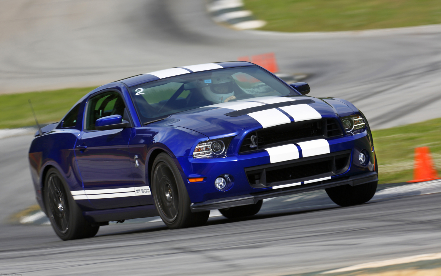 Ford Shelby GT500 2014 #2