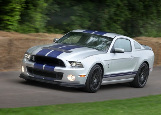Ford Shelby GT500 2014 #5