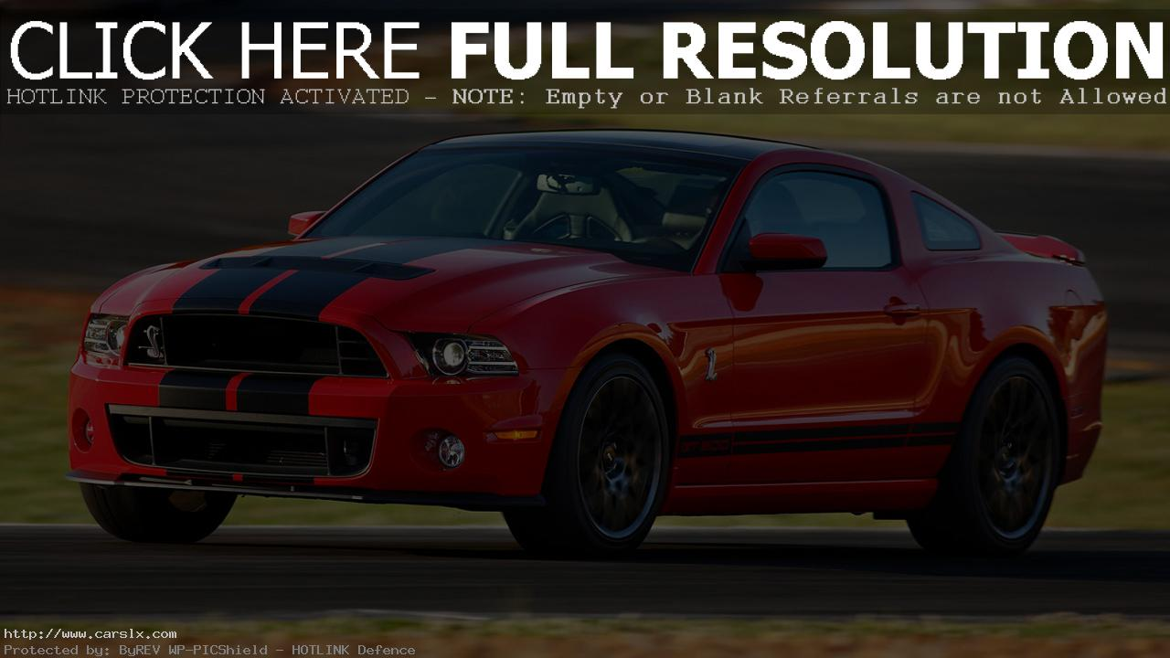 Ford Shelby GT500 2014 #7