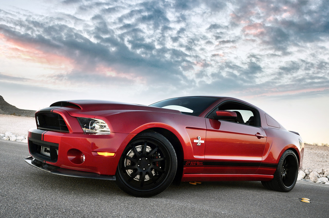 Ford Shelby GT500 2014 #9
