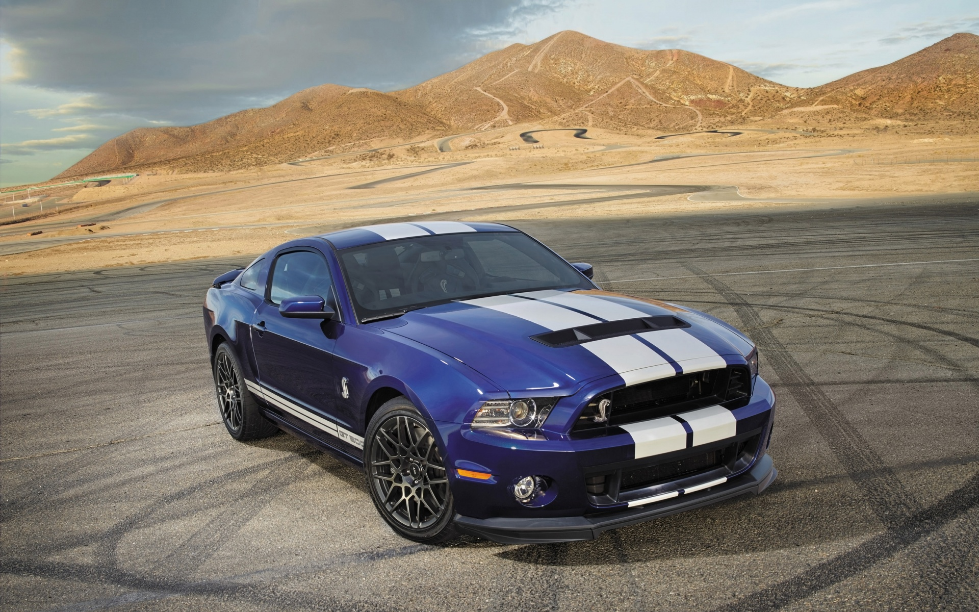 Ford Shelby GT500 #7