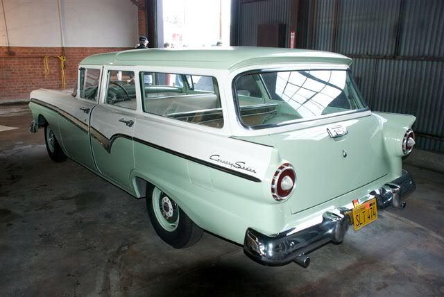 FORD STATION WAGON - 44px Image #13