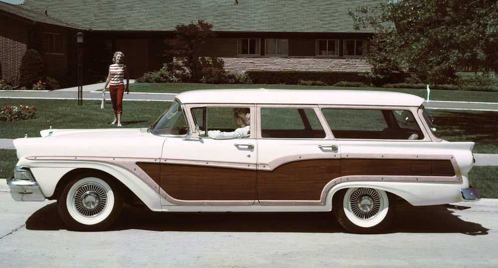 1957 Ford Station Wagon - Information and photos - MOMENTcar