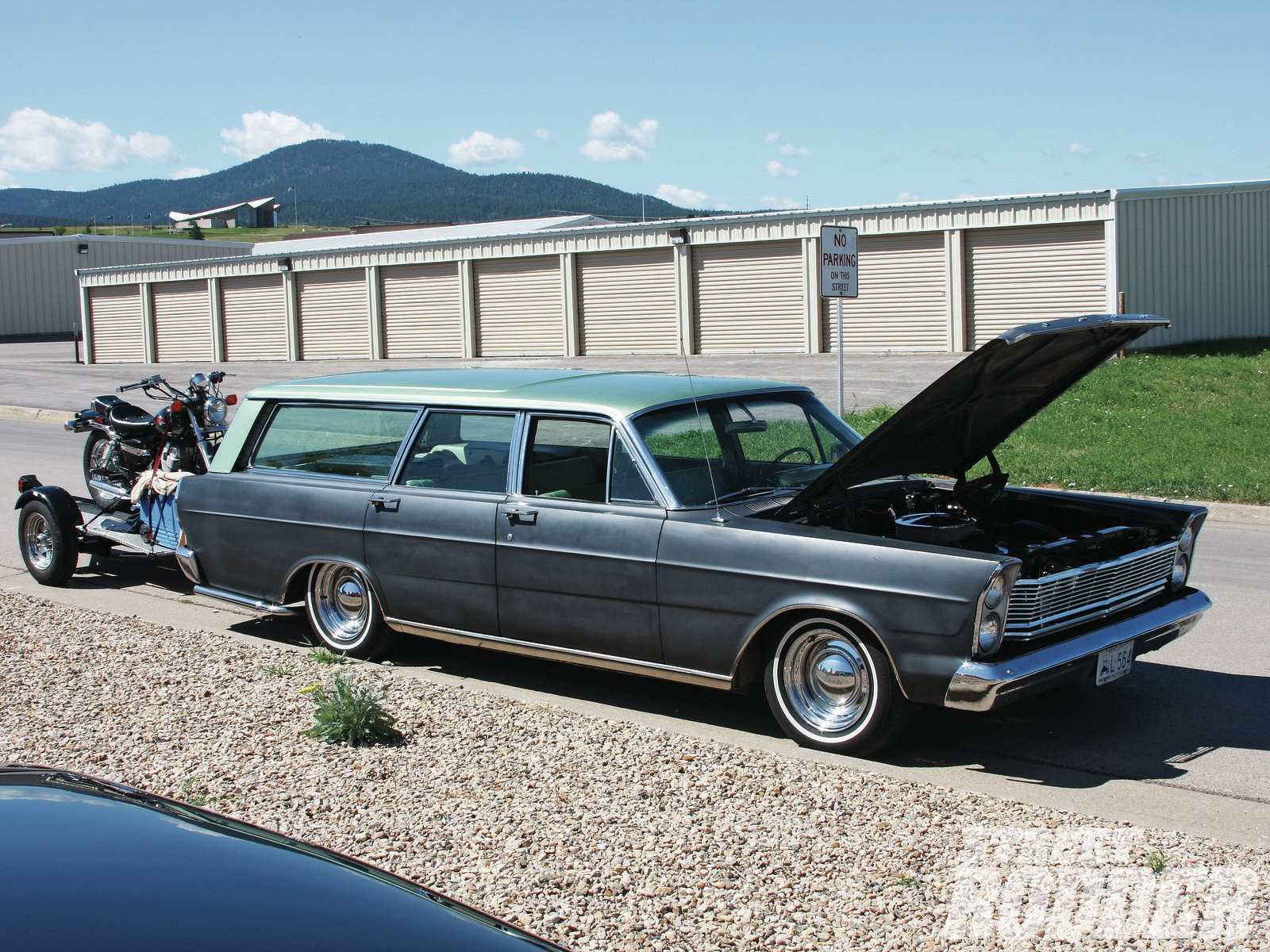 Ford Station Wagon Information And Photos Momentcar