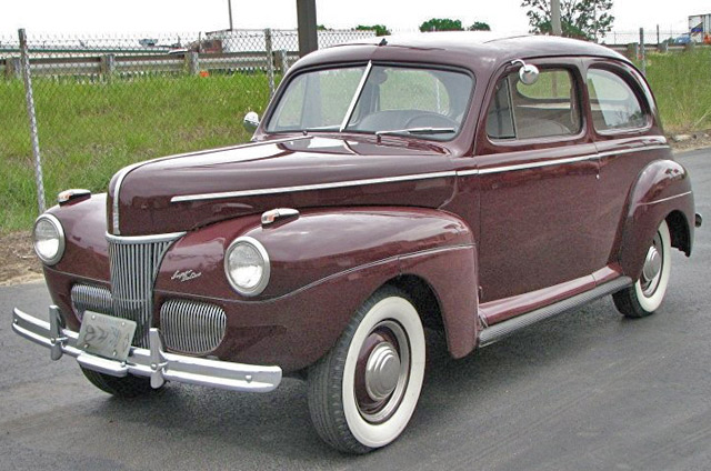 Ford Expedition El >> 1941 Ford Super Deluxe - Information and photos - MOMENTcar