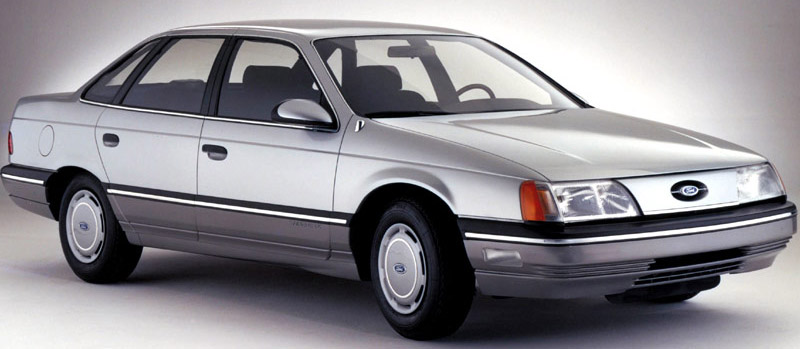 1987 Ford Taurus Information And Photos Momentcar