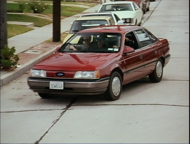 1990 Ford Taurus >> FORD TAURUS - 49px Image #3