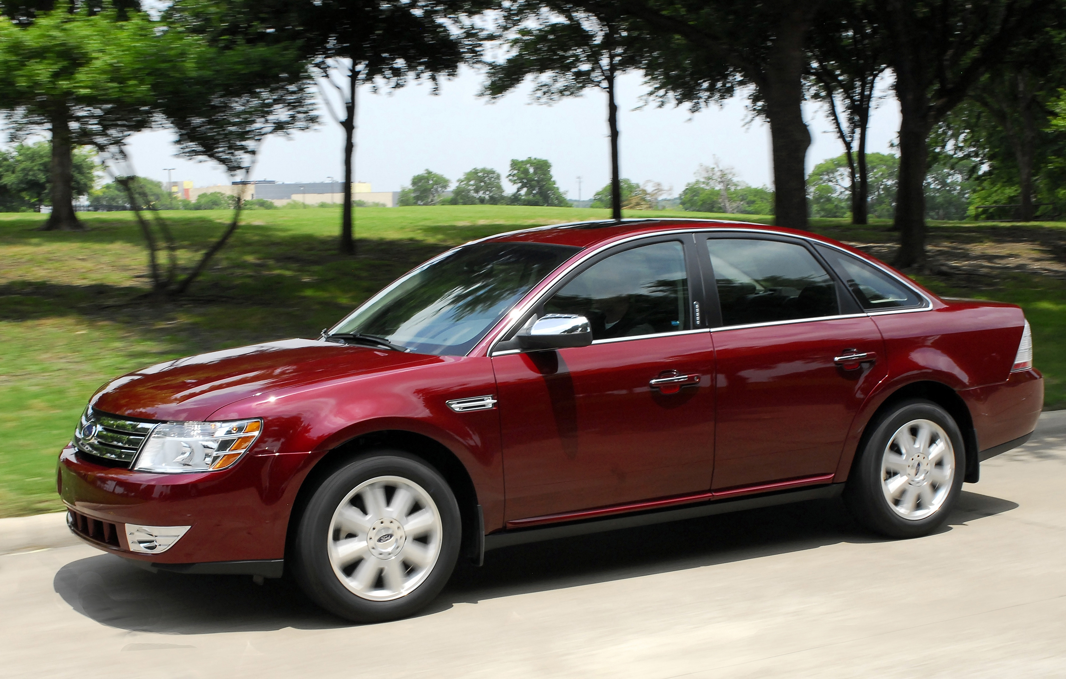 Download ford taurus 2008 5 jpg