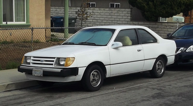 1985 Ford Tempo Information And Photos Momentcar