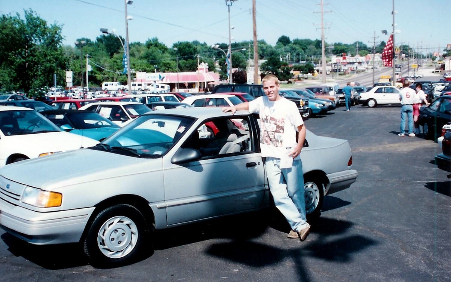 1991 Ford Tempo Information And Photos Momentcar Wiring Diagram 10