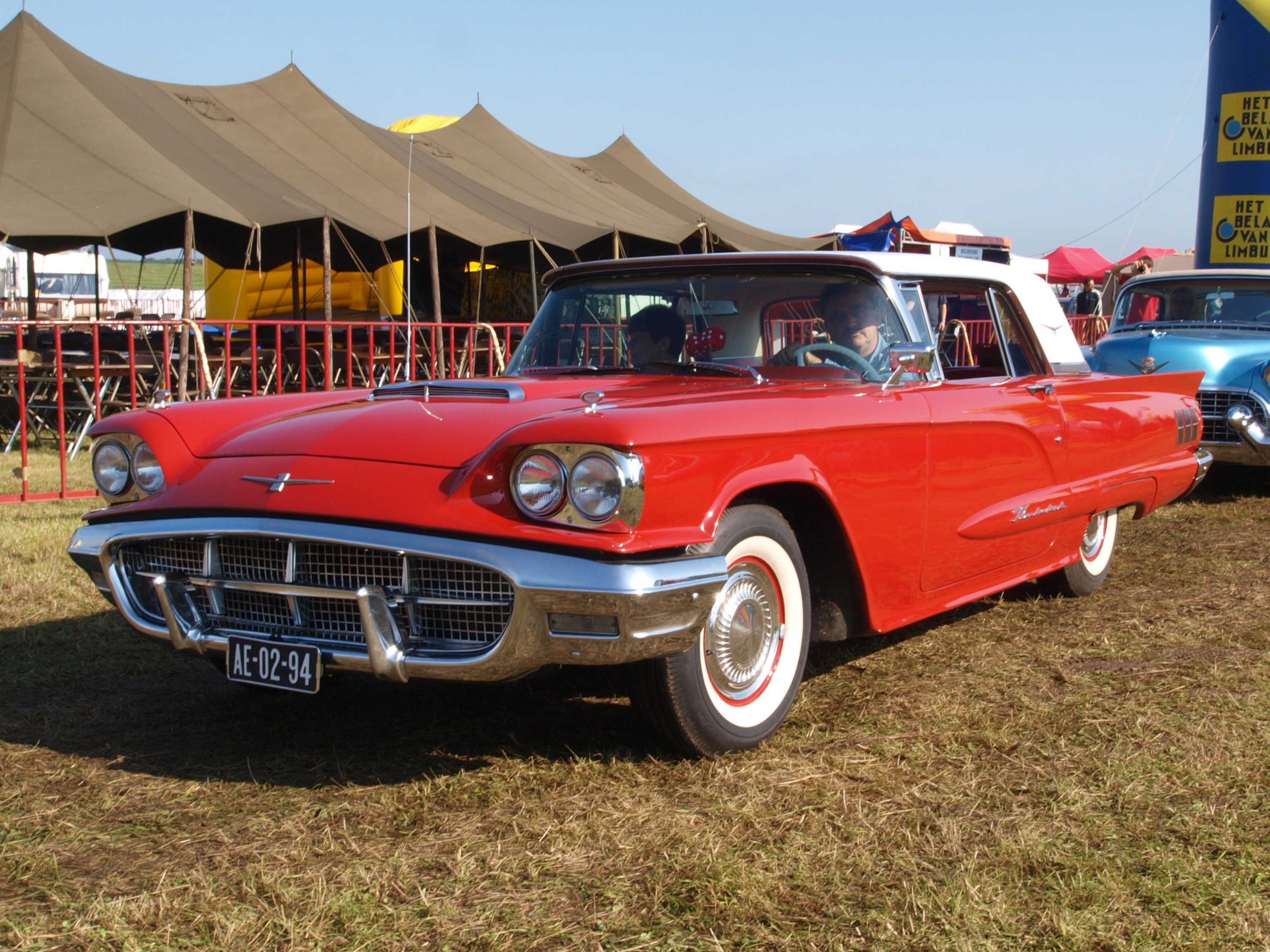 1960 ford thunderbird information and photos momentcar. Cars Review. Best American Auto & Cars Review