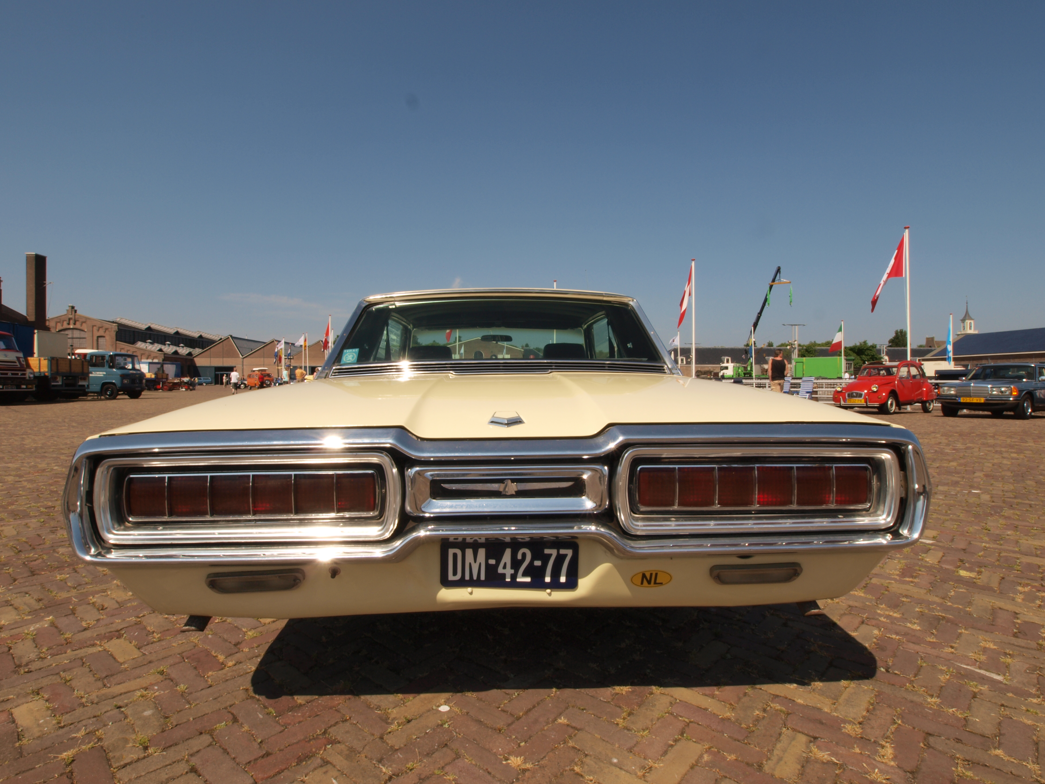 1965 ford thunderbird information and photos momentcar. Cars Review. Best American Auto & Cars Review