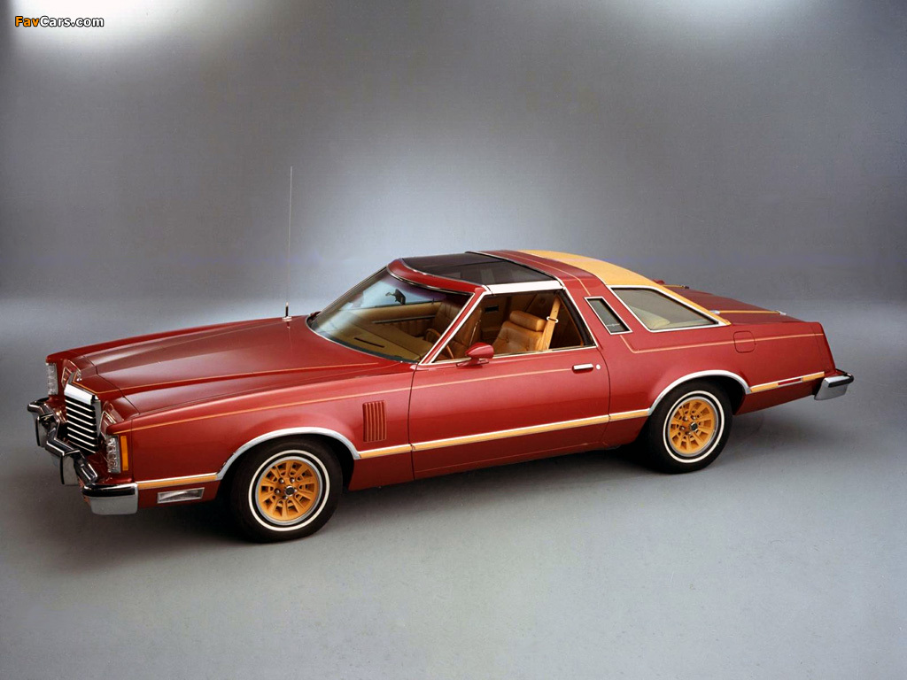 1978 Ford Thunderbird Information And Photos Momentcar