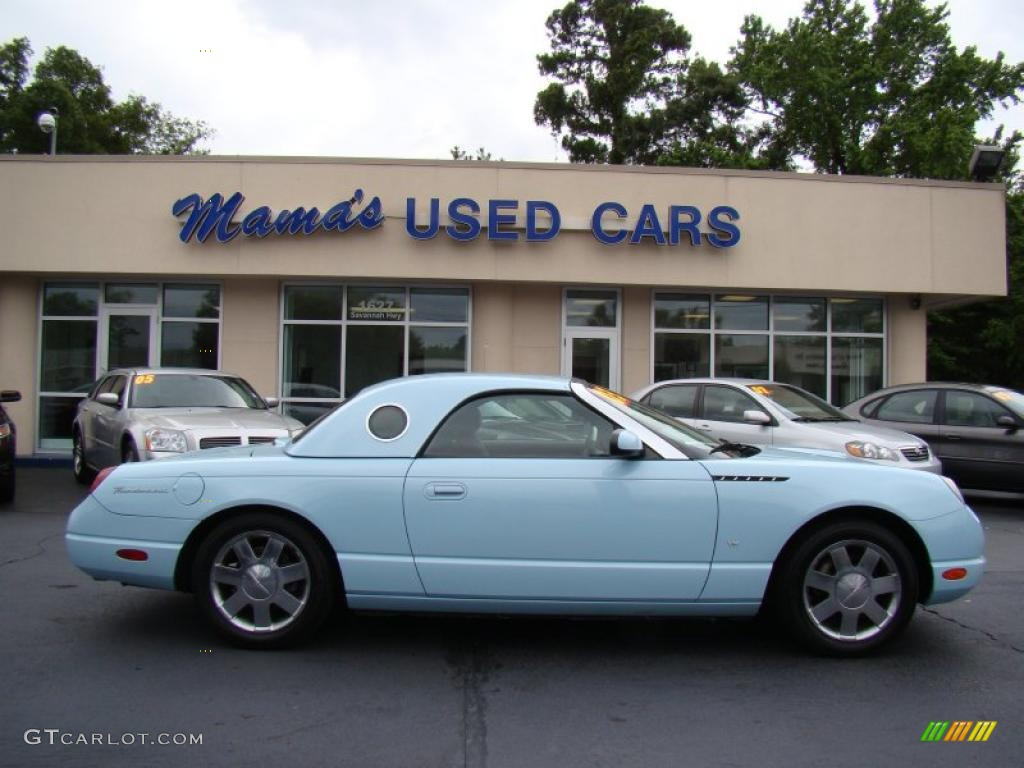Ford Thunderbird 2003 12
