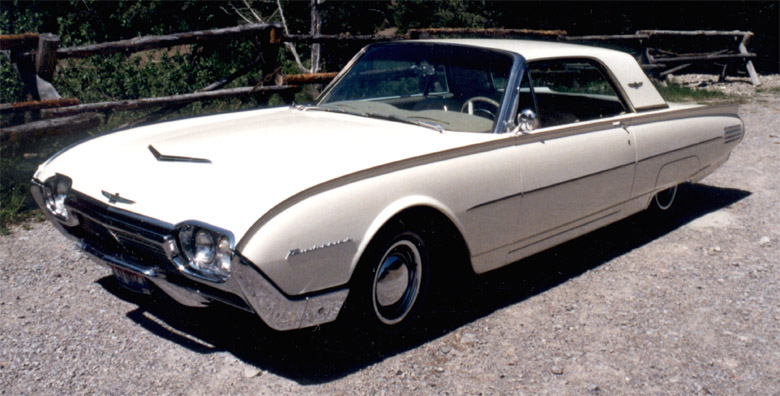 Ford Thunderbird #14