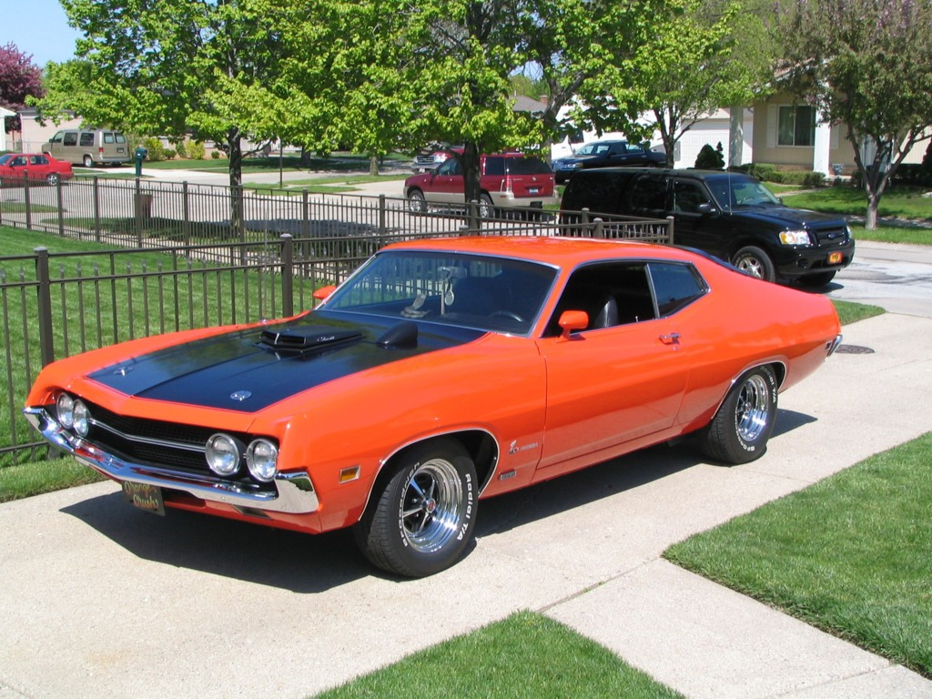 1969 Ford Torino Information And Photos Momentcar Fairlane Muscle Cars 7