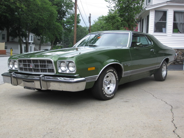 1973 ford torino information and photos momentcar. Black Bedroom Furniture Sets. Home Design Ideas