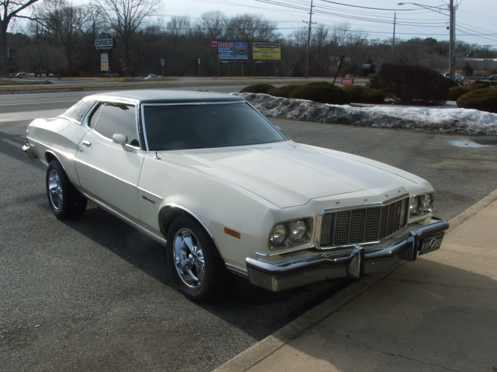1974 Ford Torino Information And Photos Momentcar