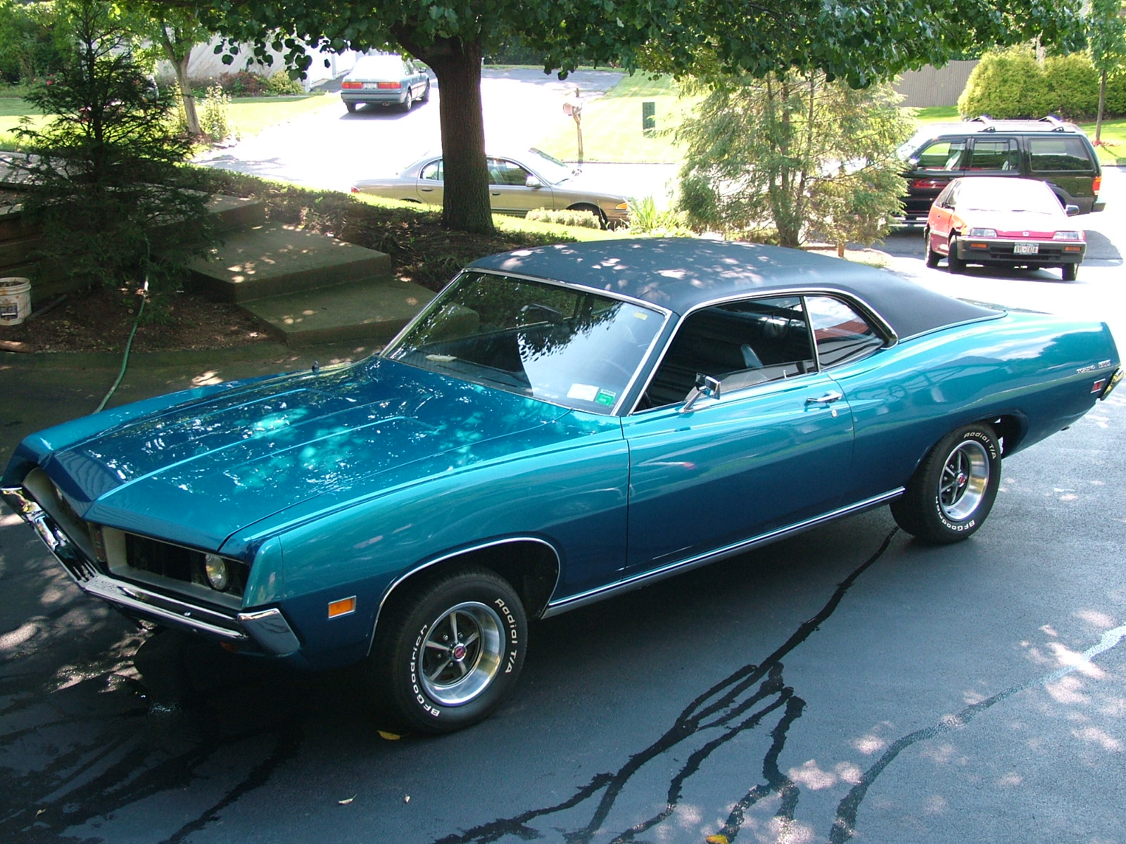 1971 Ford Torino 500 Information And Photos Momentcar
