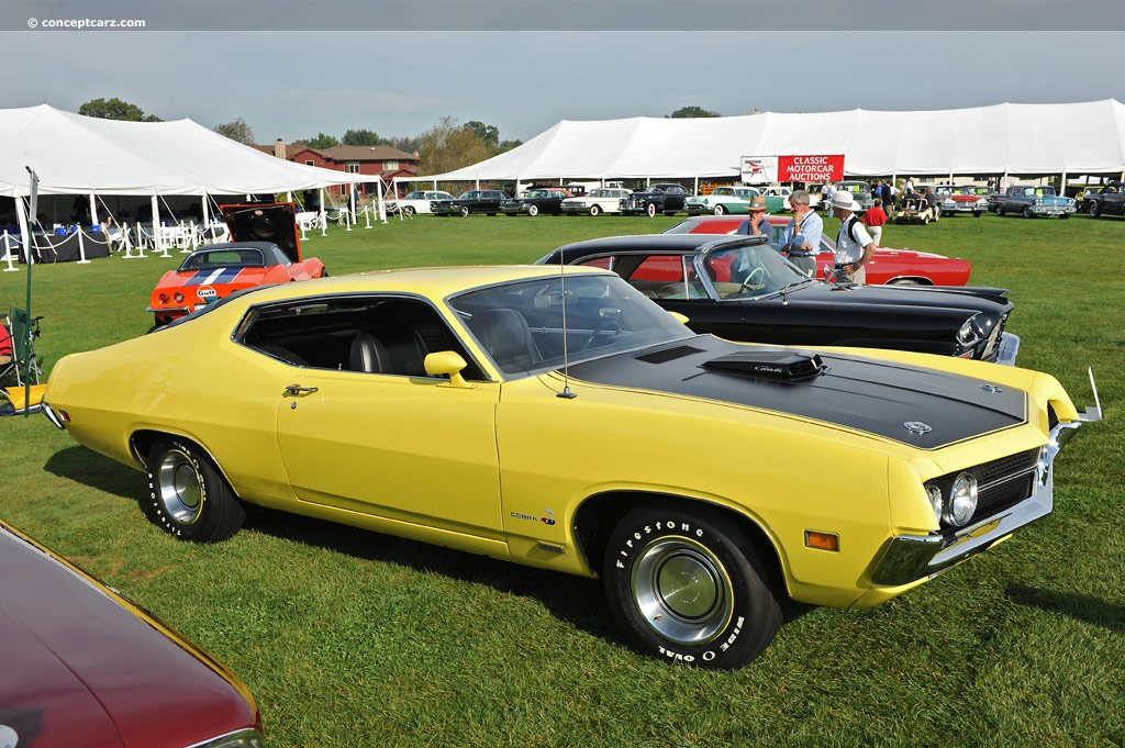 1970 Ford Torino Brougham Information And Photos Momentcar