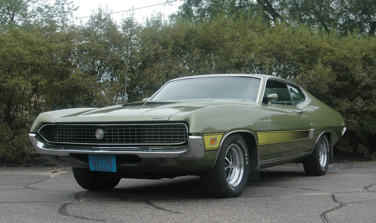 ford torino gt information and photos momentcar - Ford Gran Torino Fastback