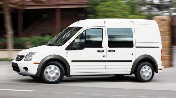 Ford Transit Connect 2010 #15