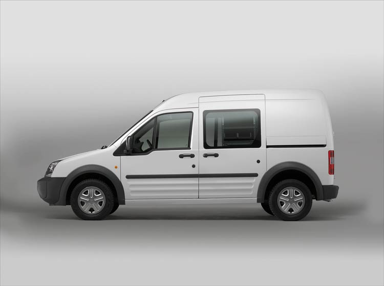 Ford Transit Connect 2010 #16