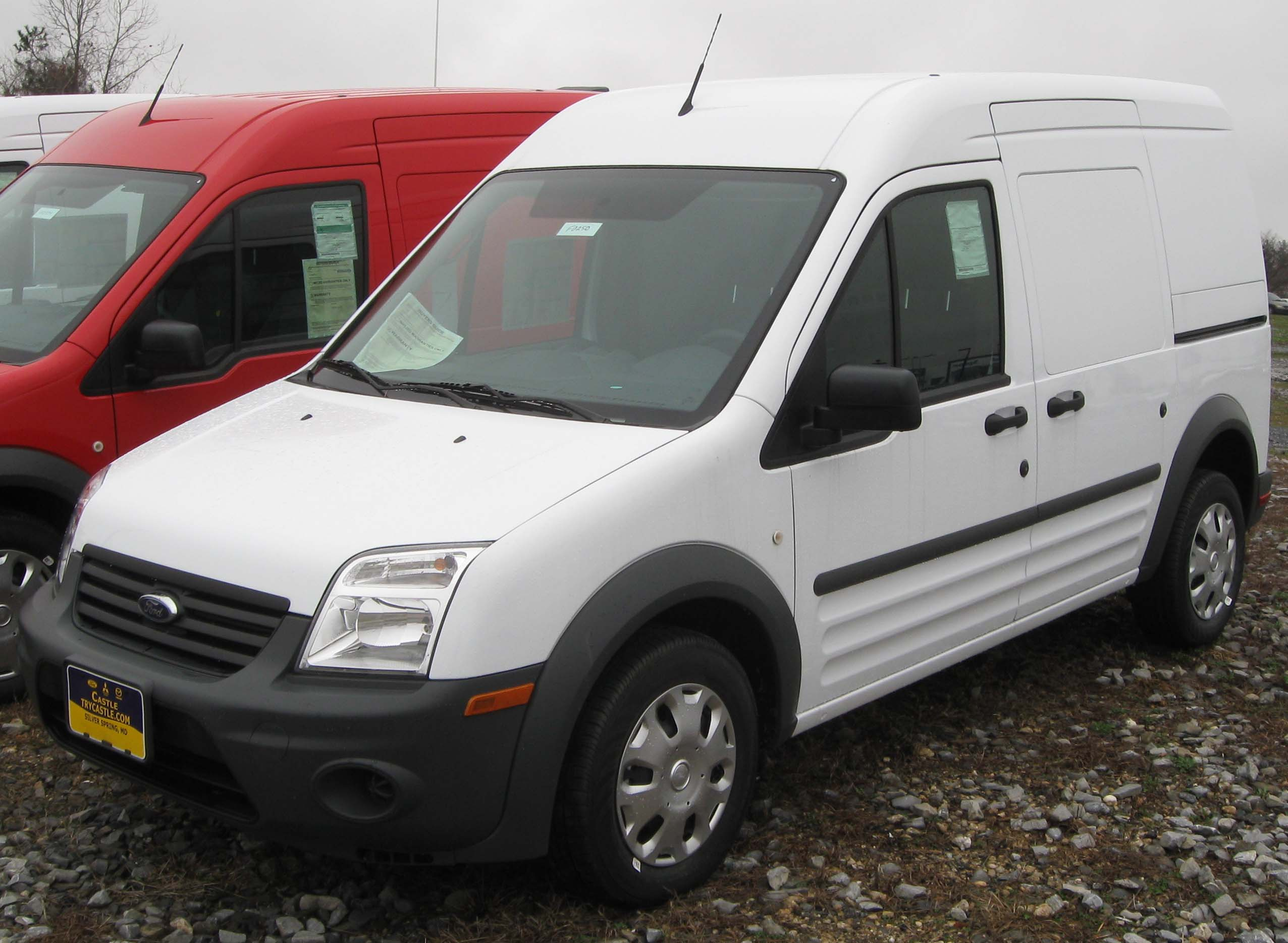 Ford Transit Connect 2010 #5