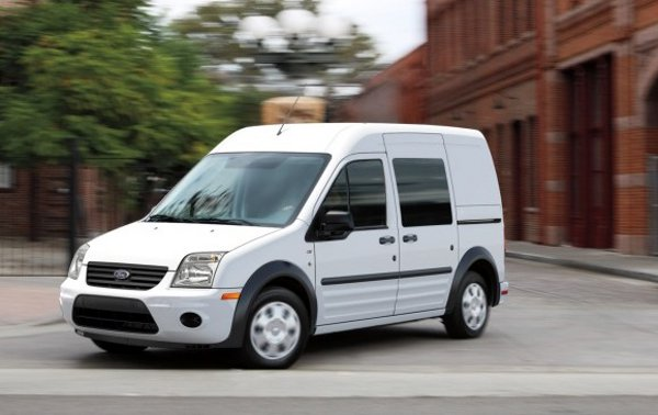 Ford Transit Connect 2011 #1