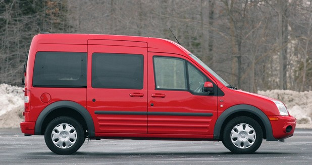 Ford Transit Connect 2011 #2