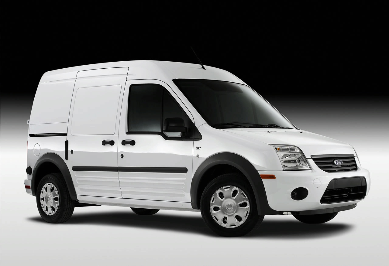 Ford Transit Connect 2011 #6