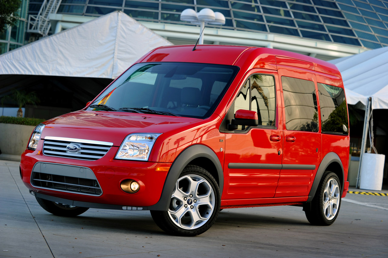 Ford Transit Connect 2011 #9