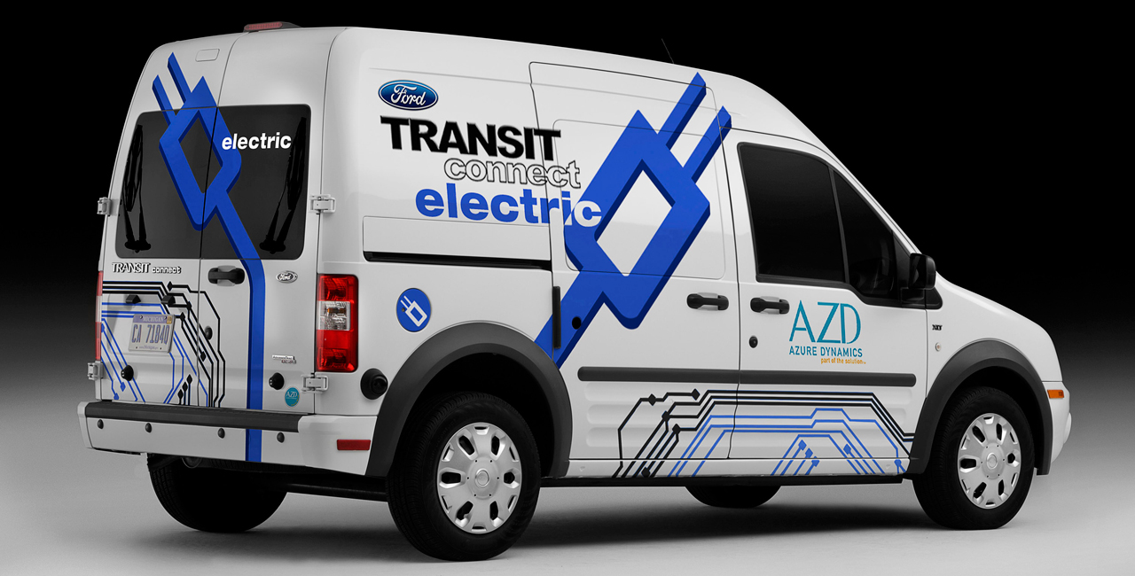 Ford Transit Connect 2012 #5