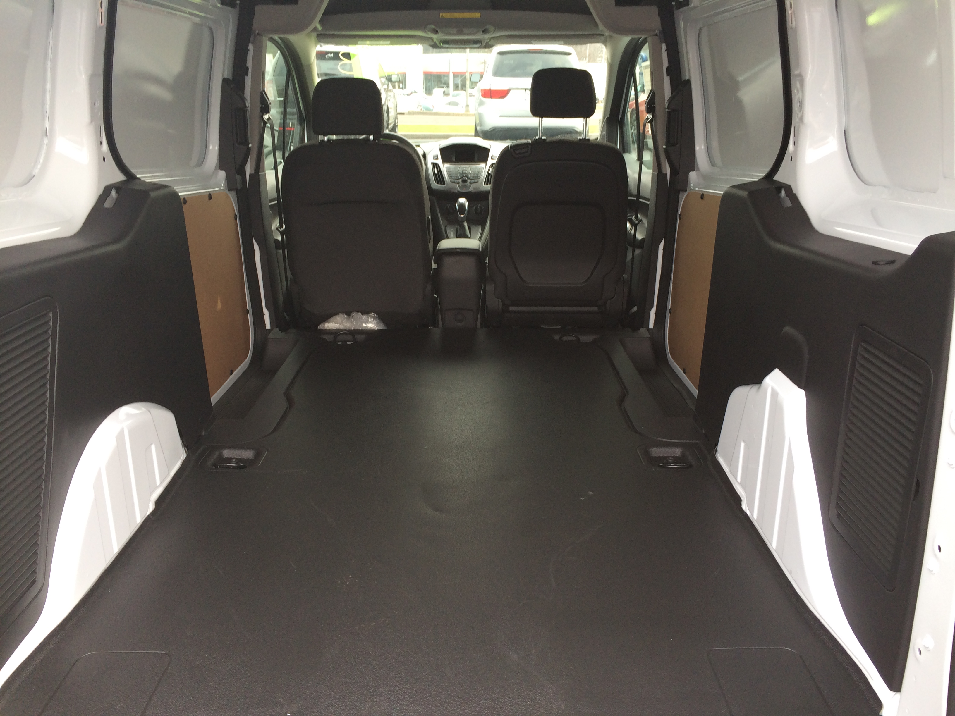 Ford transit connect cargo van xlt 20