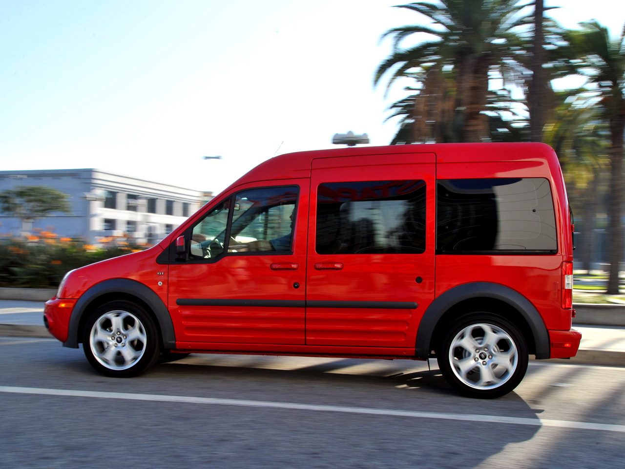 Ford Transit Connect Wagon XLT #15