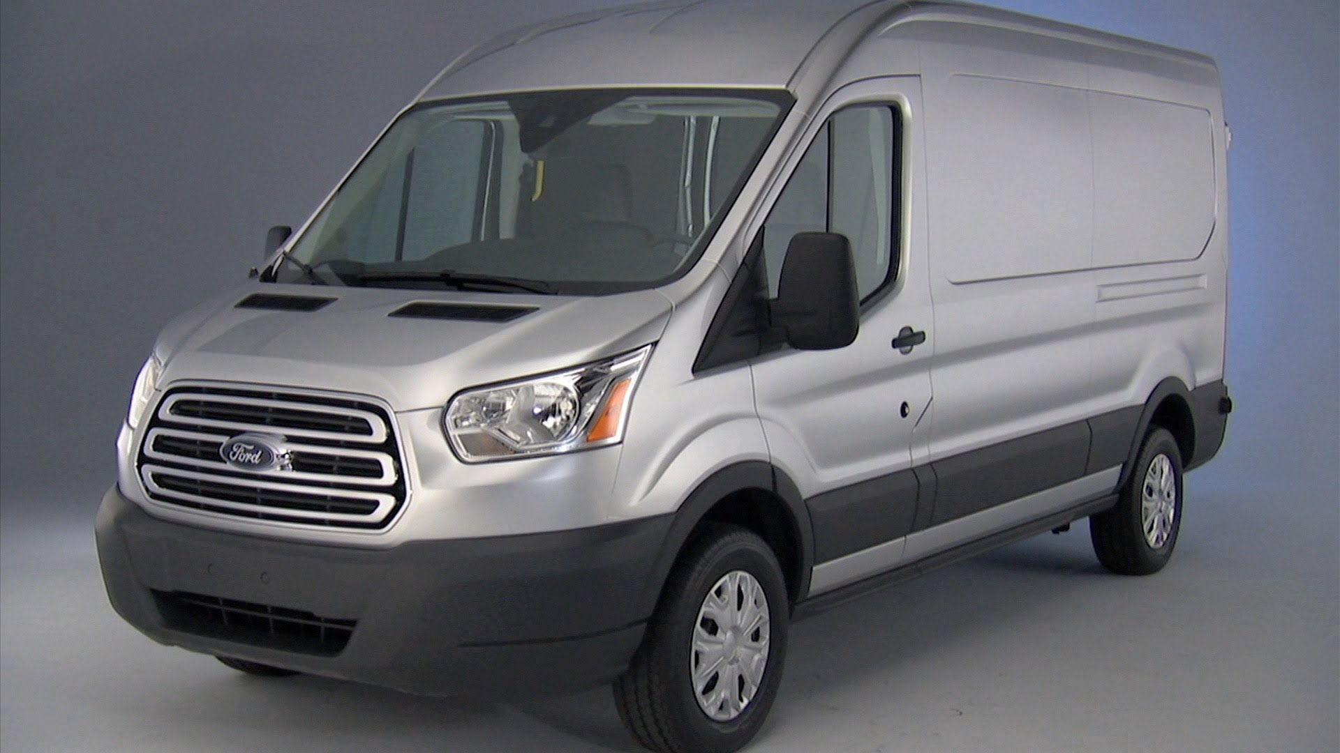 2015 ford transit van information and photos momentcar. Black Bedroom Furniture Sets. Home Design Ideas