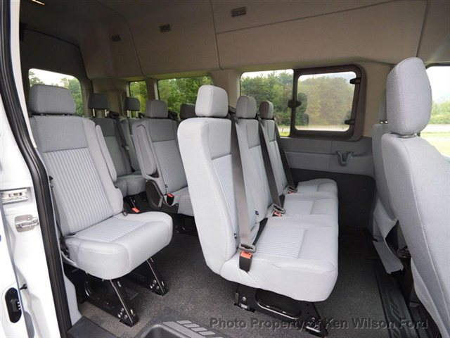 Ford Transit Wagon 350 HD XL High Roof #21