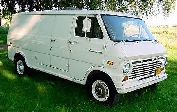 1970 Ford Van Information And Photos Momentcar