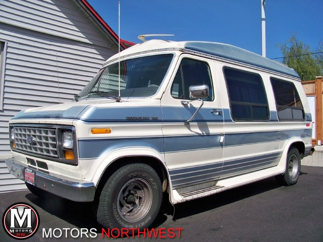 Ford Fusion Hybrid For Sale >> 1989 Ford Van - Information and photos - MOMENTcar
