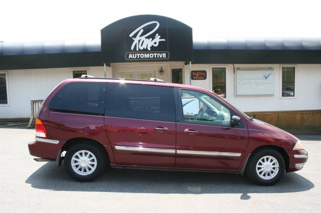 ford windstar case study