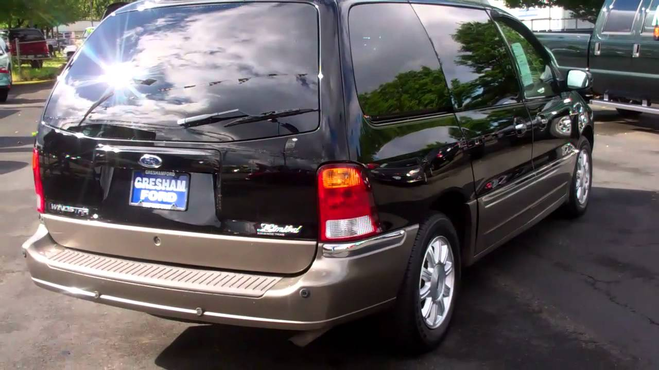Ford Windstar Limited #2