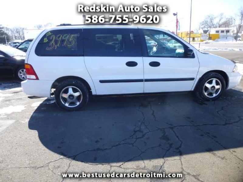 Ford Windstar LX Deluxe #27