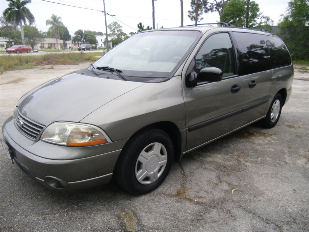 Ford Windstar Information And Photos Momentcar 2003 Sel Lx Standard 6