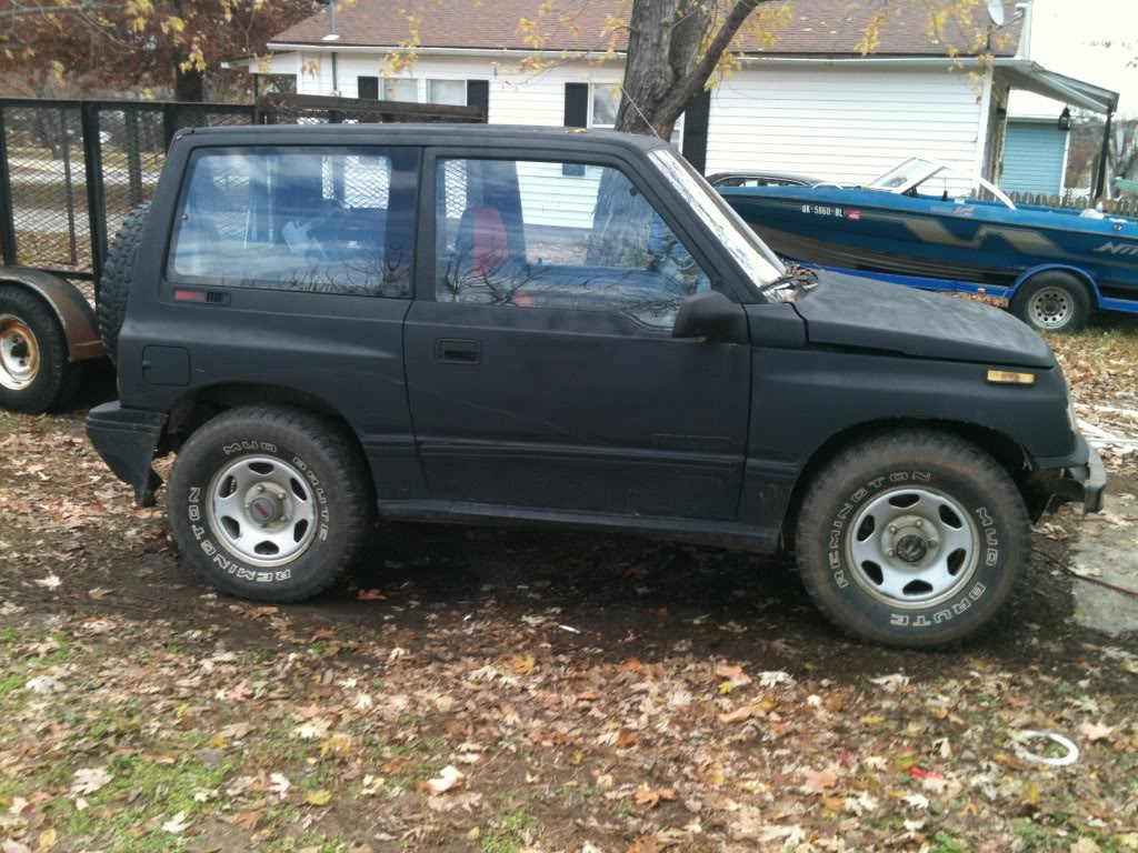 1990 Geo Tracker Information And Photos Momentcar