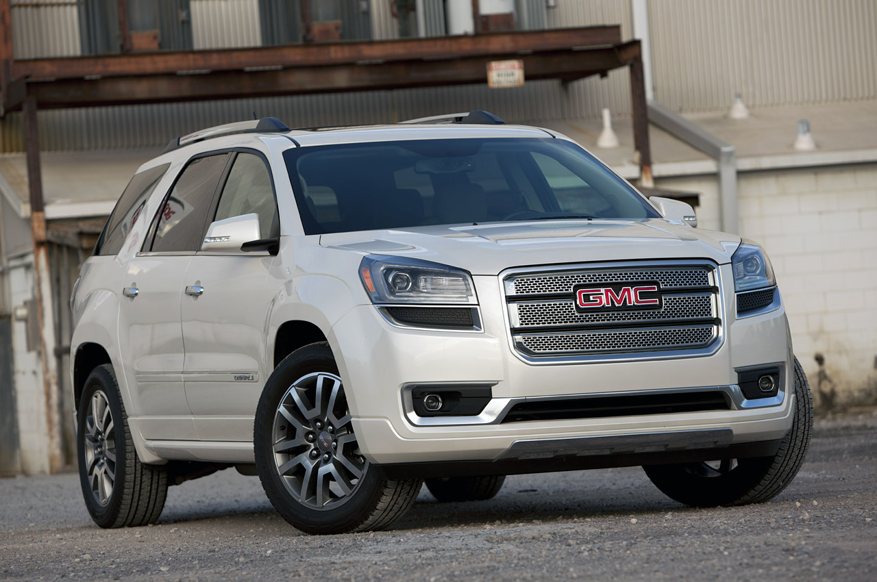 2013 gmc acadia information and photos momentcar. Black Bedroom Furniture Sets. Home Design Ideas